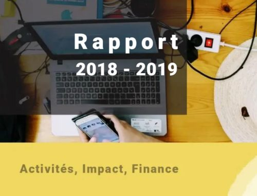 CoZi Coworking Cafe : Rapport 2018/2019